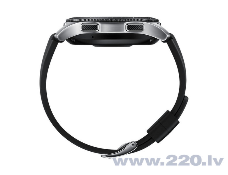 Samsung Galaxy Watch 46mm BT, Sudrabains lētāk