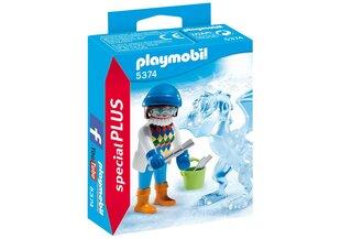 5374 PLAYMOBIL® Special Plus, Ledus skulptors