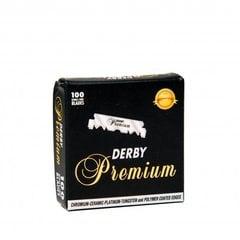 Vienpusēji asmeņi Derby Premium, 100 gab.