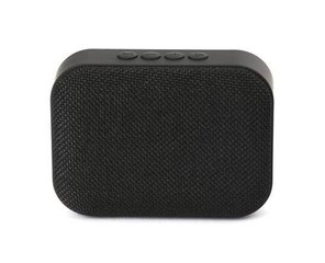Omega OG58BB Bluetooth 4.1 Wireless Speaker with FM Radio / Handsfree / MicroSD / USB / 3W / Black