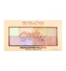 Макияж палитры Makeup Revolution SophX 8x2.5 g