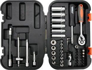 Набор инструментов 42 шт. Sthor 58641