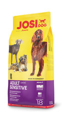 Josera JosiDog Sensitive, 18 кг цена и информация | Josera JosiDog Sensitive, 18 кг | 220.lv