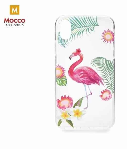 Mocco Summer Flamingo Silicone Case for Samsung Xiaomi Redmi 5