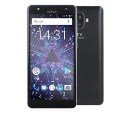 MyPhone Pocket 18X9, Melns