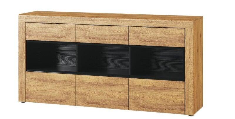 Шкафчик Kama 47, коричневый