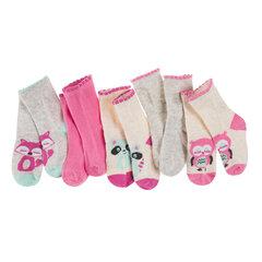 Cool Club носки для девочек, 5 пар, CHG1700801-00
