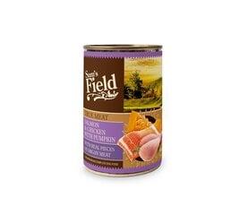 Sam´s Field konservi ar vistu, lasi un ķirbi, 400 g цена и информация | Sam´s Field konservi ar vistu, lasi un ķirbi, 400 g | 220.lv