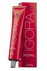 Matu krāsa Schwarzkopf Professional Igora Royal 60 ml, 3-68 Dark Brown Chocolate Red