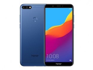 Huawei Honor 7C, 3/32 GB, Zils
