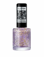Nagu laka Rimmel London Glitter Medium Coverage 8 ml