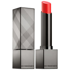 Lūpu krāsa Burberry Kisses Sheer Moisturising Shine Orange Poppy No.273 2 g