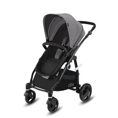 CBX by Cybex universālie rati Leotie Pure 2 in 1, Comfy Grey