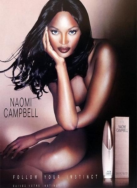 Tualetes ūdens Naomi Campbell Naomi Campbell EDT sievietēm 100 ml internetā