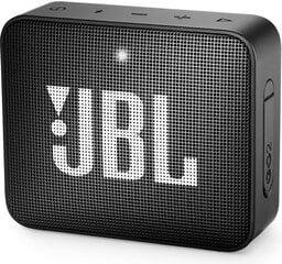 JBL Go 2, melna cena un informācija | Skaļruņi | 220.lv