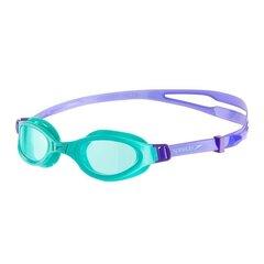 Peldēšanas brilles bērniem Speedo Futura Plus Junior, violetas.