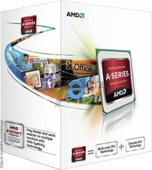 AMD APU A4-5300, 3.4GHz, 1MB, BOX (AD5300OKHJBOX)