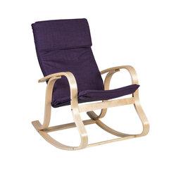 Fotelis Granny, violetinis цена и информация | Диваны прямые и угловые, кресла | 220.lv