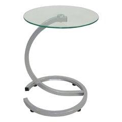 Стол Genua, серый цена и информация | Кофейные столики | 220.lv
