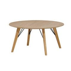 Стол Helena, цвет дуба цена и информация | Кофейные столики | 220.lv