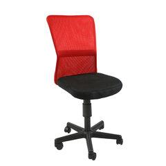 Офисный стул Belice, черный/красный