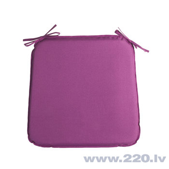 Krēsla spilvens Ohio 39x39 cm, violets