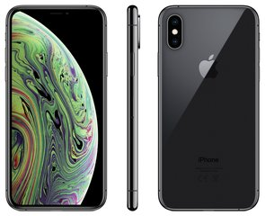 Apple iPhone Xs, 256 GB, pelēks