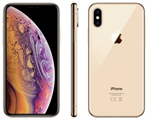 Apple iPhone Xs, 512 GB, Zeltains