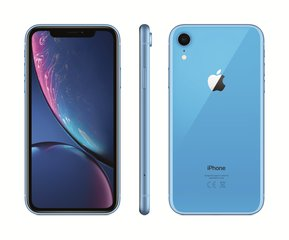 Apple iPhone XR, 128 GB, Zils