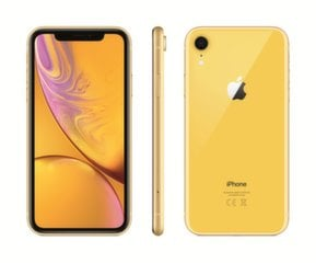 Apple iPhone XR, 64 GB, Dzeltens