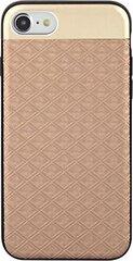 Beeyo Skin telefona aizmugurējais apvalks, priekš iPhone 5S, iPhone 5, iPhone SE, Brūns