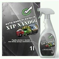 Efektīvs auto nano mazgāšanas līdzeklis XTP NANO 66, 1L цена и информация | Автохимия | 220.lv