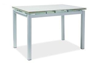 Paplašināms galds Turin, balts
