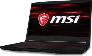 MSI GF63 8RD-013XPL 8 GB RAM/ 128 GB M.2 PCIe/ 1TB HDD/