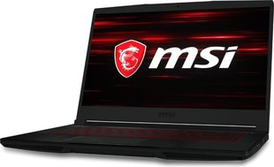 MSI GF63 8RD-095XPL 8 GB RAM/ 256 GB M.2 PCIe/ 1TB HDD/ Windows 10 Pro