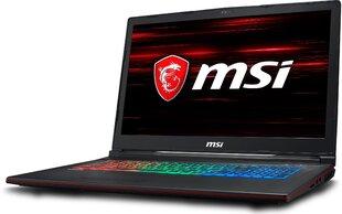 MSI GP73 Leopard (8RE-057XPL) 16 GB RAM/ 240 GB M.2 PCIe/ 480 GB SSD/ Windows 10 Home