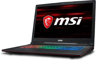 MSI GP73 Leopard (8RE-057XPL) 32 GB RAM/ 480 GB M.2 PCIe/ 480 GB SSD/ Windows 10 Home