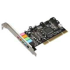 MicroConnect 5.1 Channels PCI sound card (MC-CMI6CH-PCI)