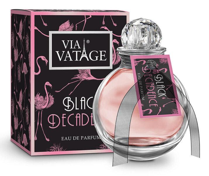 Parfimērijas ūdens sievietēm VIA VATAGE Black Decadence 100ml