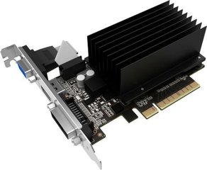 Palit GeForce GT 730 2GB DDR3 (64 bit) D-Sub, DVI, HDMI (NEAT7300HD46H)