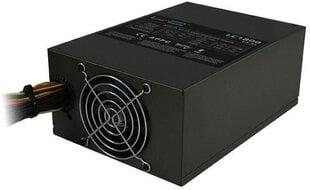 LC-Power LC1800 Mining Edition 1800W ATX V2.3 2x80mm aPFC BOX (20x PCIE! 6+2 PIN) (LC1800 V2.31) cena un informācija | Barošanas bloki (PSU) | 220.lv
