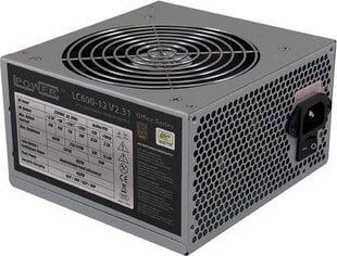 LC-Power Netzteil 450W (LC600-12 V2.31) cena un informācija | Barošanas bloki (PSU) | 220.lv