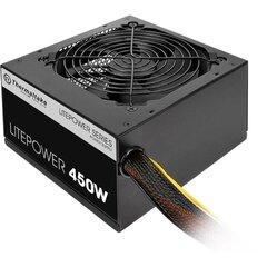 Thermaltake Litepower II Black 450W (PS-LTP-0450NPCNEU-2) cena un informācija | Barošanas bloki (PSU) | 220.lv