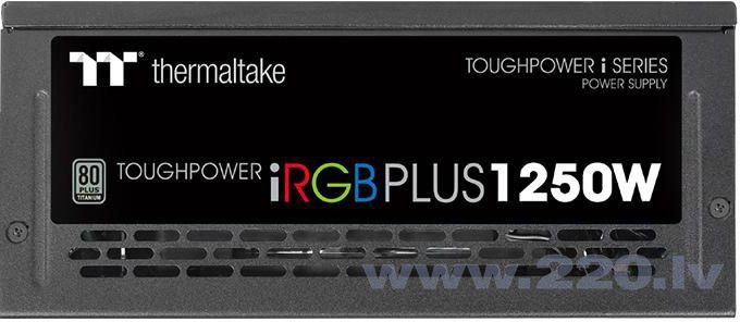 Thermaltake Toughpower iRGB PLUS 1250W (PS-TPI-1250DPCTEU-T) atsauksme