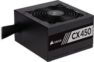 Corsair CX450 450W (CP-9020120-EU) cena un informācija | Barošanas bloki (PSU) | 220.lv
