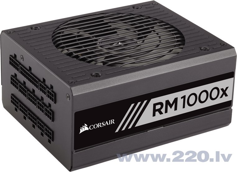Corsair RM1000X 80Plus Gold - 1000W (CP-9020094-EU) cena