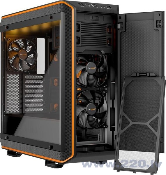 be quiet! DARK BASE PRO 900 ORANGE REV. 2 (BGW14) cena