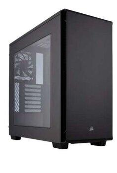 Case Midi Corsair Carbide 270R black win cena un informācija | Datora korpusi | 220.lv