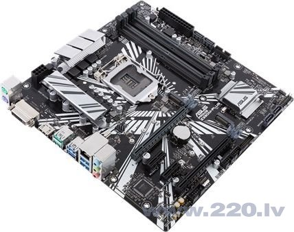 ASUS PRIME Z390M-PLUS internetā
