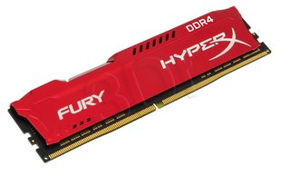 Kingston HyperX FURY DDR4, 8GB, 3466MHz, CL19 (HX434C19FR2/8)